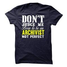 Cool Archivist T Shirt