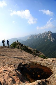 #Misiryeong Ridge, Taebaek Mountains, Gangwon Province, Korea | 미시령