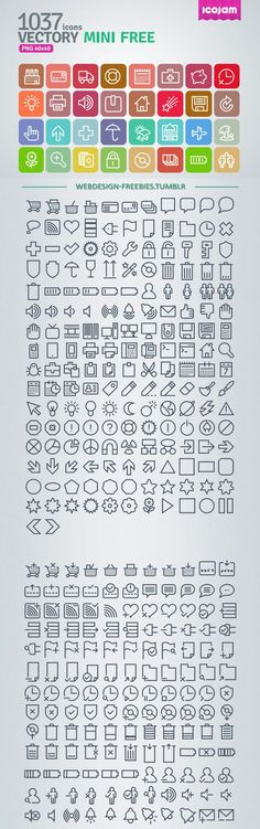 1037 Vectory Mini Free Icons - Free Vector Site | Download Free Vector Art, Graphics