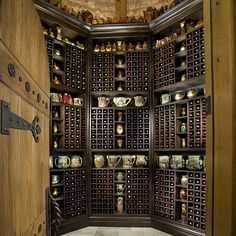 Must have wine cellar