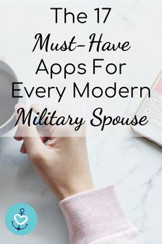 Your phone is your lifeline as a military spouse; so let it work FOR YOU! Here is THE top 17 must-have apps for every military spouse in this crazy life! Military Couples, Military Love, Military Outfits, Military Marriage, Military Weddings, Military Jackets, Military Retirement, Military Fashion, Navy Girlfriend