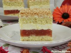 Bajeczna Kuchnia: Ciasto ,,niebo w gębie''