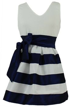 Great short tank dress with soft cotton bodice and taffeta type skirt View Size Chart