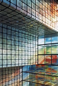 Institute for Sound and Vision, Hilversum, 1996, the Netherlands