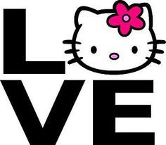 Find best value and selection for your Wall Art HELLO KITTY LOVE 13 x 15 Decal quote sticker search on eBay. World's leading marketplace.