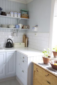 1000+ images about K?k -Kitchen on Pinterest Swedish Kitchen, White ...