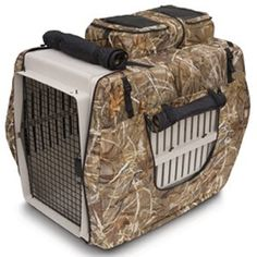 Classic Accessories Deluxe Dog Kennel Jacket, Realtree Max-4 Camo, X-Large -- Click image for more details.