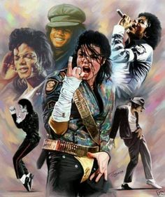 The king of pop: R.I.P