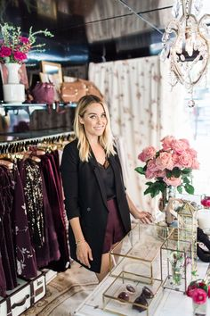 Lauren Conrad at the LCRunway Pop-up Shop Lauren Conrad Hair, Lauren Conrad Style, Lingerie, Celebs, Celebrities, Fall Wardrobe, Casual Outfits, Work Outfits, Spring Outfits