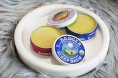 Badger Sleep and Night Night Balms FAQ! | Nourished Life Australia