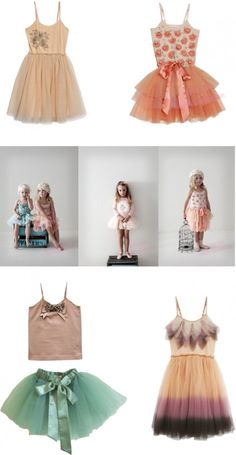 Cute flower girl outfits...or every day!
