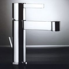GALILEO #washbasin #mixer #bathroom #design #accessories #collection #chrome #productdesign