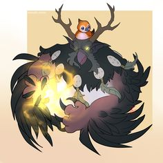 Moonkin @World of Warcraft