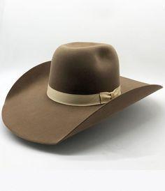 f4fdf9191a1c2 Circle L Khaki Gamble 7x Beaver Felt Hat