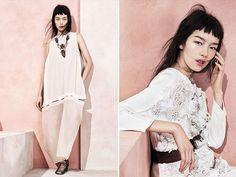 This Modern Romance Vogue China May 2014 Fashion Over 50, I Love Fashion, Fashion Beauty, Fashion Design, Vogue Editorial, Editorial Fashion, 11 Clothing, Vogue China, Modern Romance