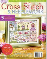 Cross-Stitch & Needlework Magazine, July 2010 back issue $4.95 on Herrschner's at http://www.herrschners.com/Product/CrossStitch+and+Needlework+Magazine+July+2010.aspx