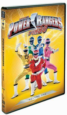 Blake Foster & Gregg Bullock & Judd Lynn-Power Rangers: Turbo, Vol. Power Rangers Dvd, Blake Foster, Saban Brands, Powe Rangers, Space Pirate, Dvd Set, Autumn Inspiration, Great Movies, Paw Patrol