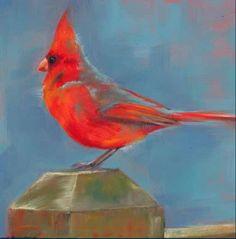 """Male Guest"" - by Brenda Ferguson. ~Oil on panel Paintings I Love, Paintings For Sale, Oil Paintings, Feather Painting, Painting On Wood, Original Art, Original Paintings, Buy Birds, Wood Bird"