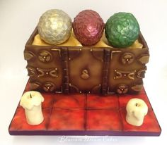 Chest of Eggs