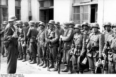Warsaw Uprising - Azeri SS volunteer formation during the Warsaw Uprising.  Aserbeidschanische Feld-Bataillon 111 - Wikipedia, the free encyclopedia
