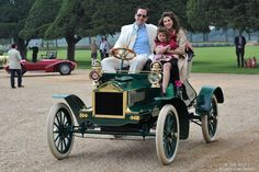 1904 Oldsmobile Model N 'French Front' Touring Runabout