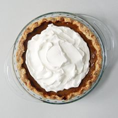 Pin for Later: You Should Spend Pi Day With These Sweet and Savory Pie Recipes Classic Pumpkin PIe This pumpkin pie has the perfect balance of spice and sweetness, plus a soufflé-like consistency that can't be beat.