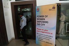 ICAI visits Indore_17 #WomenProtection #IndoreSmartCity #SmartCity #Indore