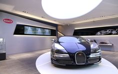 braunwagner bugatti showroom hong-kong 2014 | BRAUNWAGNER