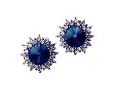 AmazonSmile: LOVEBEAUTY® Women's Luxury ALL-Match Star Stud Earrings Royal Blue: Jewelry