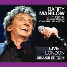 Live in London ~ Barry Manilow, http://www.amazon.com/dp/B007JV99HI/ref=cm_sw_r_pi_dp_6haRqb1BK2WZN