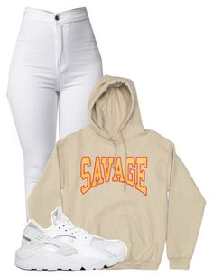 """""""Untitled #185"""" by outfits2dope ❤ liked on Polyvore featuring NIKE"""