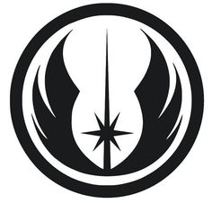 Star Wars Jedi Order symbol....might make for a cool shirt, Graeme