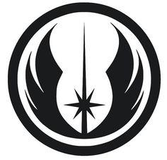 Star Wars Jedi Order vinyl decal