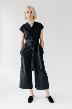 lauren winter wraparound jumpsuit