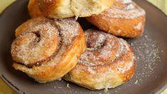 Tips om hur de lägger upp det. Different Recipes, No Bake Desserts, Bread Baking, Scones, Doughnut, Muffin, Food And Drink, Sweets, Cupcakes