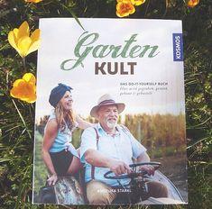 Gartenkult – Ein inspirierendes Gartenbuch der besonderen Art … | Mein Gartentagebuch Baseball Cards, Books, Libros, Book, Book Illustrations, Libri
