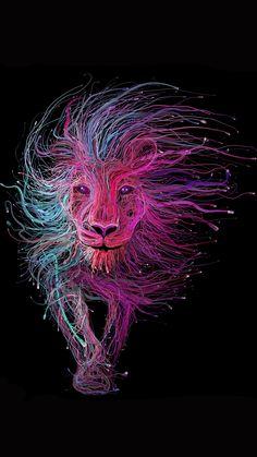 Smoke Wallpaper by electric_girl - 48 - Free on ZEDGE™ Lion Images, Lion Pictures, Pictures Images, Lion Wallpaper, Graphic Wallpaper, Wallpaper Awesome, Lion Love, Tiger Art, Lion Of Judah