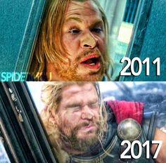 Thor, Ragnorak, Chris Hemsworth, film, comics, comic books, comic book movies, Marvel comics, 2010s, 10s, 2011, 2017