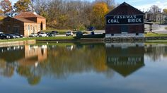 C and O Canal Motorcycle Ride: Williamsport Visitor Center/Cushwa Basin