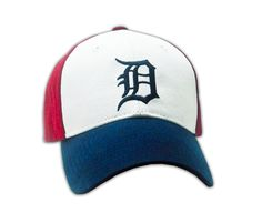 Happy 4th of July! ~ The first 10,000 fans 21+ will receive this Red, White and Blue Detroit Tigers hat on Wednesday, July 4 - 7:05 game vs. Twins