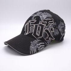 pretty nice 51ca6 4c6e4 Fox Racing Flexfit hat - Size S-M cap  Flexfit  BaseballCap Fox Racing, Hat
