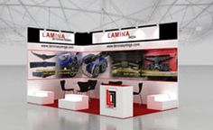 The exhibition or the fair, in which you will be placing a booth of your business, make sure that the booth has good communicational note about your required aspect.