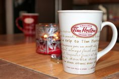 Tim Hortons Every Cup Story - Christmas with Tims