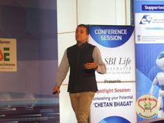 """House husbands like me are the real leaders of the house"", says Chetan Bhagat at Infocom 2014 Keynote Address : http://sholoanabangaliana.in/blog/2014/12/06/house-husbands-like-me-are-the-real-leaders-of-the-house-says-chetan-bhagat-at-infocom-2014-keynote-address/#ixzz3LmgAx1eY"
