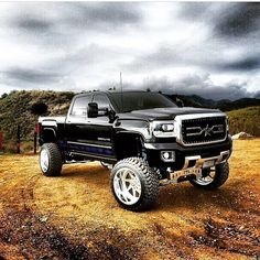 Lifted Trucks Bigger Than A Monster , Cooler Than You Think, Mean! Lifted Trucks Bigger Than Godzilla, They Lifted Chevy Trucks, Gm Trucks, Jeep Truck, Diesel Trucks, Cool Trucks, Pickup Trucks, Kenworth Trucks, Truck Memes, Car Memes