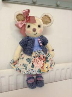 Little Mousie Girl - Bunneez