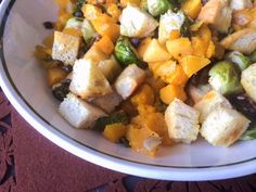 Harvest Panzanella Salad Recipe
