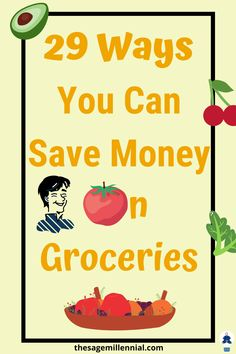 Save Money On Groceries, Save Your Money, Ways To Save Money, Money Saving Tips, How To Make Money, Money Tips, Budgeting Finances, Budgeting Tips, Managing Your Money