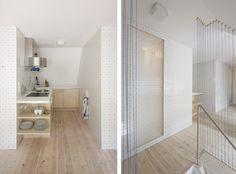 Apartment in Föhr by Karin Matz and Francesco Di Gregorio