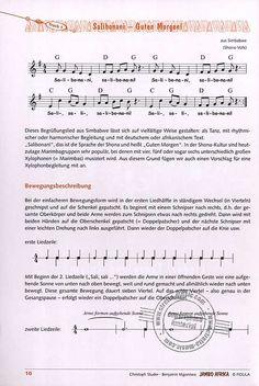 Musikinstrumente kennenlernen krippe